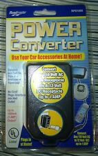 Roadmaster Power Converter RPS1000 Convert 110V AC to 12V 1 AMP DC Adapter  New