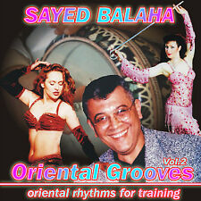 Bellydance - Sayed Balaha - Oriental Grooves Vol. 2 (Grundrhythmen For Training)