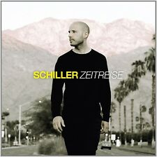 SCHILLER - ZEITREISE-DAS BESTE VON SCHILLER   CD NEU