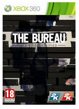XBOX 360 The Bureau: XCOM Declassified NEW AND SEALED UK Stock