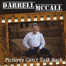 Pictures Can't Talk Back by Darrell McCall (CD, Apr-2012, CD Baby (distributor))
