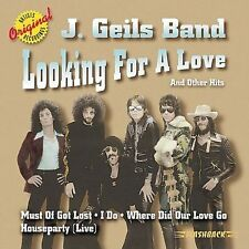 FREE US SH (int'l sh=$0-$3) USED,MINT CD : Looking for a Love & Other Hits