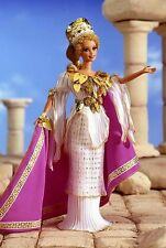 Barbie Collector The Great Eras Collection Grecian Goddess Doll 1996 #15005 NEW
