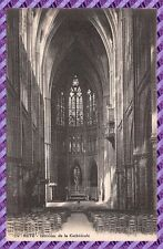 Carte Postale - Metz - intérieur de  la cathédrale