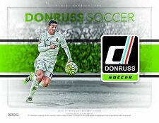 2016 PANINI DONRUSS SOCCER COMPLETE 200-CARD BASE SET (In Stock August 17th)