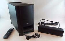 Bose CineMate 15 Home Theater System / Used / No Box / See Pics #iiB6f