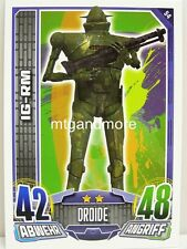 #054 IG-RM - Star Wars Rebel Attax