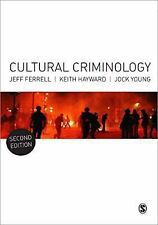 Cultural Criminology : An Invitation by Jock Young, Keith J. Hayward and Jeff...