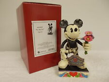 New Enesco Jim Shore Disney Traditions Mickey Mouse For My Gal Figurine 4043665