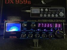 galaxy 959b  with dual,galaxy mosfet finals super tuned, TURBO ECHO,black Light