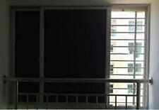 """36"""" X 10 FT ROLL BLACKOUT FILM PRIVACY FOR OFFICE,BATH,GLASS DOOR,STOREFRONTS"""