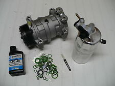 NEW A/C COMPRESSOR KIT FOR: 2001 CHEVROLET SILVERADO 2500HD / 3500 (6.6L DIESEL)