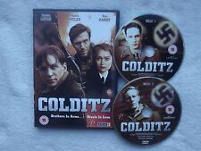Colditz DVD TOM HARDY DAMIAN LEWIS RARE OFFICIAL UK R2 VGC FAST POST