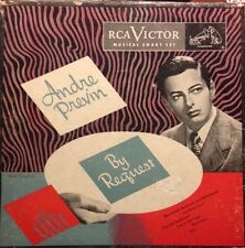 "Antique Vintage 45"" Records x 3 RCA Victor Andre Previn By Request 7"""