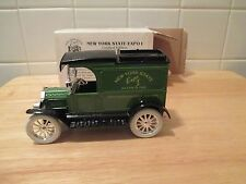 1913  MODEL  T  DELIVERY DIE CAST TRUCK BANK