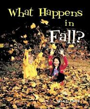 What Happens in Fall? (I Like the Seasons)-ExLibrary