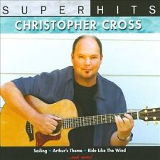 Super Hits Live by Christopher Cross (CD, Aug-2011, Sony CMG)