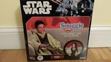 NEW Star Wars Snuggie For Kids - Yoda Blanket with Sleeves Machine Washable