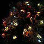 Christmas LED Light String Decoration Party Wedding Xmas Tree Ornaments