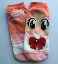 Sailormoon Sailor Moon Chibi Moon Crystal 20th Anniversary Anime Costume Socks