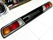 DATSUN NISSAN JDM SUNNY 1200 B310 KB310 COUPE TAIL LIGHTS WITH EMBLEM AND PANEL