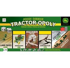 John Deere Tractor-opoly Collectors Edition Game LP46430