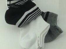 Women's CALVIN KLEIN COTTON Socks - 3 Pack - $30 MSRP - 30% off