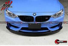 2014-2016 BMW F80 M3 / F82 M4 3D Style Carbon Fiber Front Lip Spoiler Body Kit