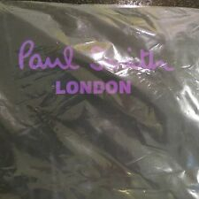 "NWT AUTHENTIC PAUL SMITH GARMENT BAG 42.5"" X 23.75"" FACTORY SEALED IN PACKAGE"