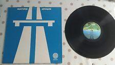 Kraftwerk - Autobahn (Deluxe Embossed Version) LP 1974