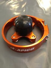 KTM  SXF250  SXF 250  2006 - 2017   APICO LAUNCH CONTROL HOLESHOT DEVICE ORANGE