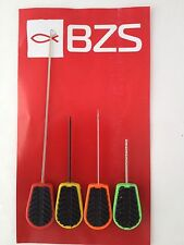 BZS BAIT NEEDLE TOOL SET NUT BOILIE DRILL HOOKS BARBEL COARSE CARP FISHING