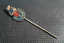 NSU Anstecknadel Abzeichen Lambretta Roller emailliert 11x19mm alt+original