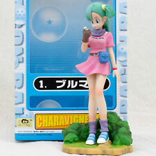 RARE Dragon Ball Z Bulma Figure Megahouse Charavignette Vol.01 JAPAN ANIME MANGA
