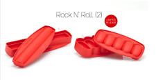 Tupperware Red Rock N Roll Sushi Maker set of 2