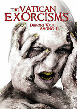 VATICAN EXORCISMS new release Horror Unrated dvd DEMONS Joe Marino