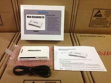 ADDONICS MINI DIGIDRIVE III AESDDNU2 700406291 COMPACT FLASH READER, NEW