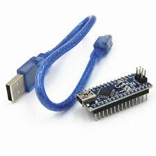 Mini USB Nano V3.0 ATmega328 16M 5V Micro-controller CH340G board For Arduino AL