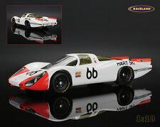 Porsche 907/8 LH Squadra Tartaruga 2° Le Mans 1968 Spoerry/Steinemann Spark 1:18