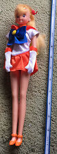 Sailor Moon Japanese Sailor Venus doll.  1993 Hard to find!