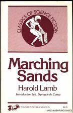 Marching Sands by Harold Lamb '74 Hyperion Edition FREE SHIPPING