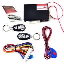 Universal Car Vehicle Entry System Keyless Central Door Lock Remote Controller