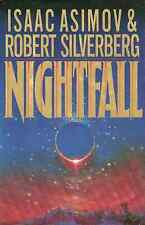 ISAAC ASIMOV NIGHTFALL HARDCOVER BOOK NOV 1990 1ST EDITION NF/F ULTRA-RARE OOP