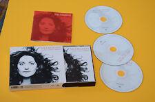 3CD (NO LP ) MIA MARTINI LA NEVE IL CIELO L'IMMENSO 1°ST ORIG CON LIBRETTO EX
