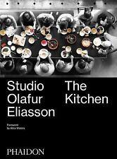 Studio Olafur Eliasson: The Kitchen by Olafur Eliasson NEW SEALED