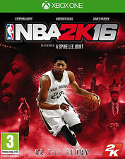 NBA 2K16 (Microsoft Xbox One, 2015)CHEAP PRICE FREE POSTAGE