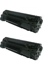 2 compatible CE285A /85A Toner Cartridges HP LaserJet Pro M1210 M1210mfp RRP £14