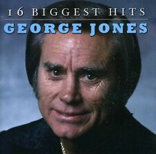 George Jones - 16 Biggest Hits [New CD]