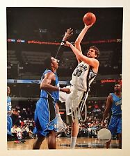 Marc Gasol Signed Autograph Auto 8x10 Photo COA Memphis Grizzles