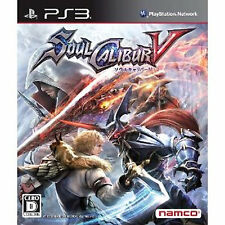 Soul Calibur V  5  Playstation3 PS3 Import Japan